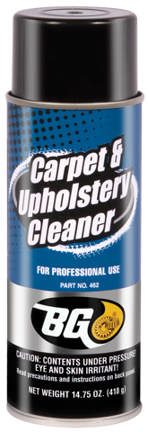 BG Carpet & Upholstery Cleaner
