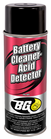 BG Battery Cleaner – Acid Detector
