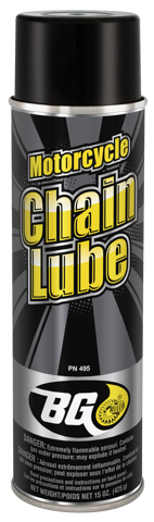 BG Motorcycle Chain Lube