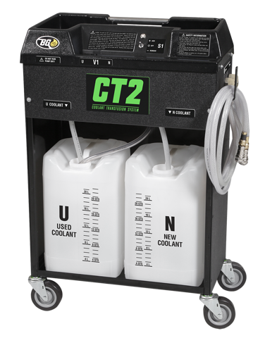 CT2 Coolant Transfusion System
