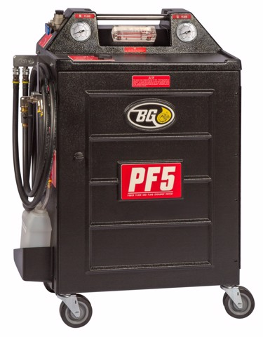 BG PF5Power Flush and Fluid Exchange System