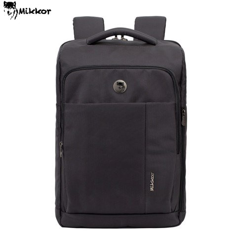 Balo Laptop Mikkor The Ace Graphite