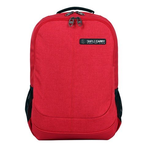 Balo laptop Simplecarry Noah Red