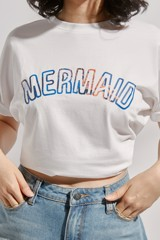 ÁO THUN IN MERMAID  WTS 4072
