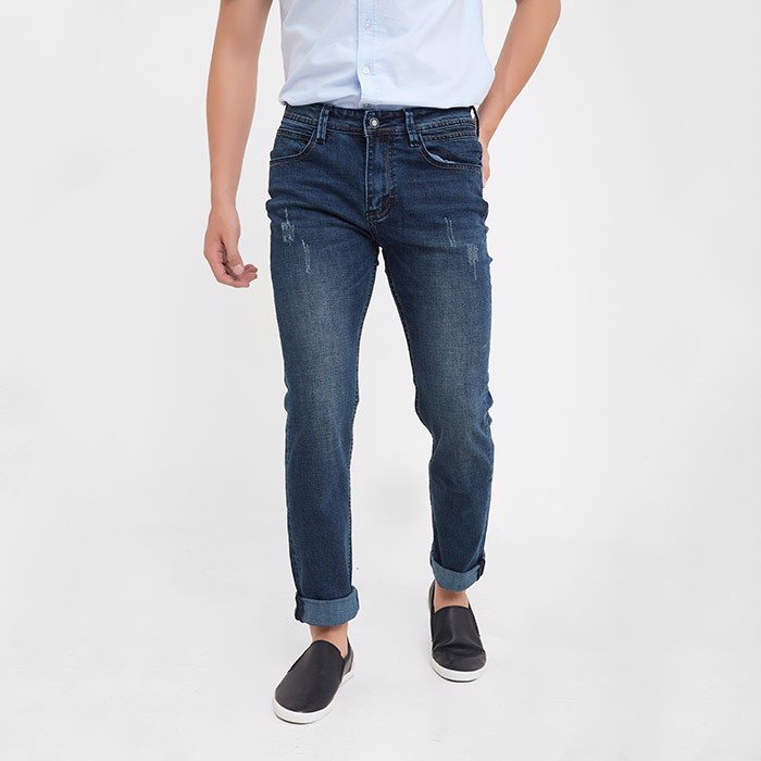 Quần Jeans Nam MJ-STRETCH 6
