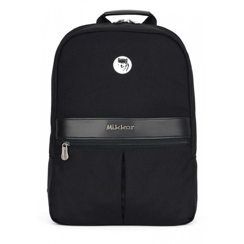 Balo laptop 15.6 inch the Elvis backpack màu đen
