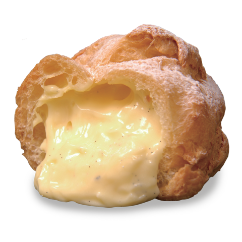 Choux Medium Vanilla