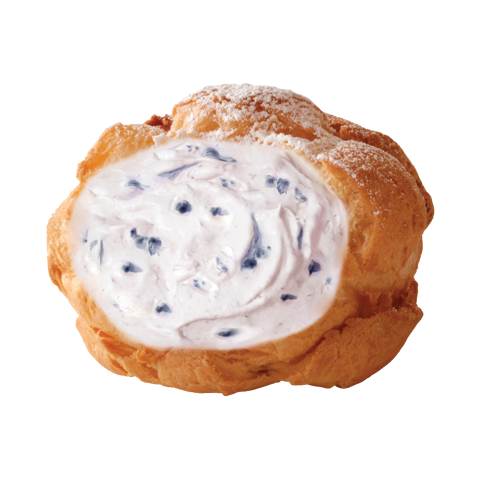 Choux Medium Blueberry