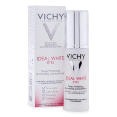 Kem Dưỡng Da Vichy Ideal White Eyes Deep Whitening Illuminating Concentrate