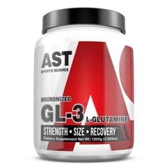 AST Sports Science GL3 L-Glutamine 1,2kg