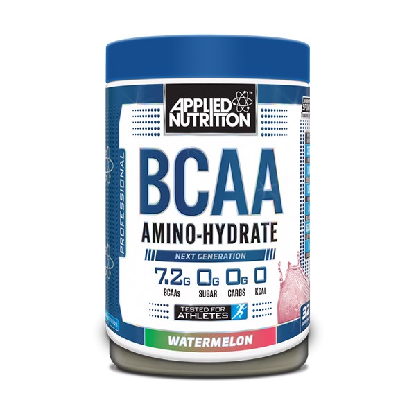 Sữa Uống Tăng Sức Bền Applied Nutrition - BCAA Amino Hydrate 450g