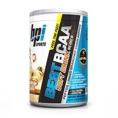 BPI Sports Best BCAA Soft Drink Series Orange