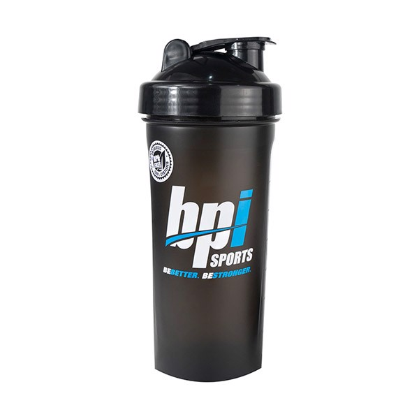 Bình Lắc Thể Thao BPI Sports Be Better Be Stronger 600ml