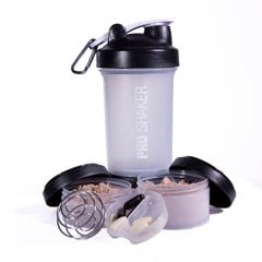 iFitness Pro Shaker 4-in-1 White