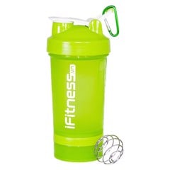 Bình lắc iFitness Pro Shaker 4-in-1 Cao Cấp