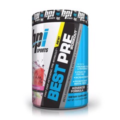 BPI Sport Best Pre Workout dua hau