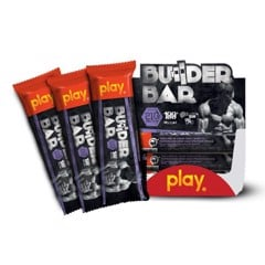 Protein Play Nutrition Builder Bar