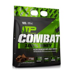 MusclePharm Combat 100% Whey 4.54kg chocolate milk