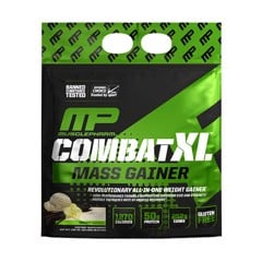 MusclePharm Combat XL Mass Gainer 5.44kg Vanilla