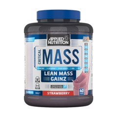 Applied Nutrition Critical Mass 2.4kg strawberry