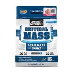 Sữa tăng cân Applied Nutrition Critical Mass 6kg - 3 mùi