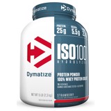 Sữa Tăng Cơ Giảm Mỡ Dymatize Iso 100 Isolate 2.34kg