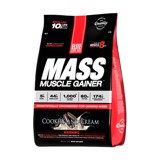 Mass Muscle Gainer Cookie and Cream 4.62kg