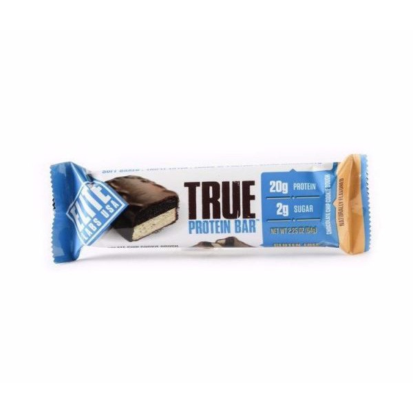 Bánh Protein Elite Labs True Protein Bar 64g - 3 mùi