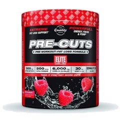 Elite Labs USA Pre Cut White Raspberry 390g