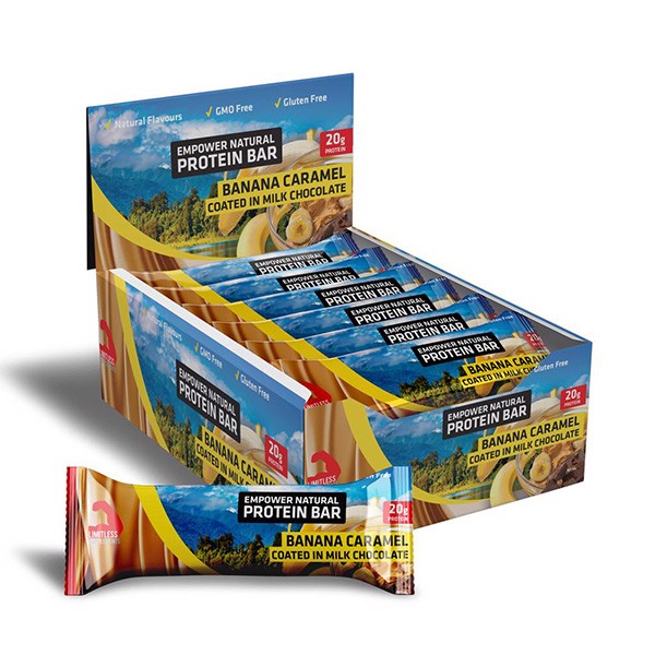 Thanh Bánh Empower Natural Protein Bar 60g