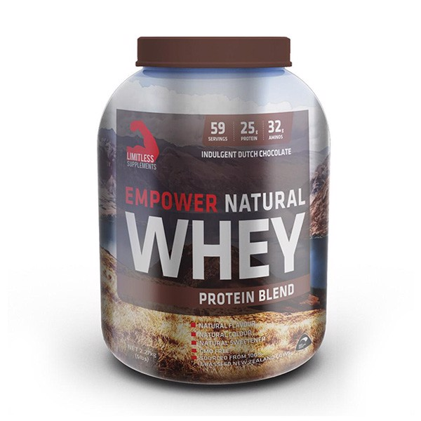Sữa Tăng Cơ Empower Natural Whey Protein Blend 2.27kg (5lbs) - 10177490 , 1019191836 , 363_1019191836 , 2000000 , Sua-Tang-Co-Empower-Natural-Whey-Protein-Blend-2.27kg-5lbs-363_1019191836 , ifitness.vn , Sữa Tăng Cơ Empower Natural Whey Protein Blend 2.27kg (5lbs)