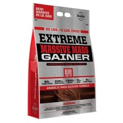 Extreme Massive Mass Gainer Chocolate 25lbs