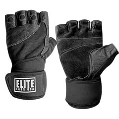 Elite Gloves Wrist Support Ladies