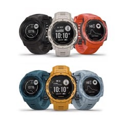 Garmin Instinct full color