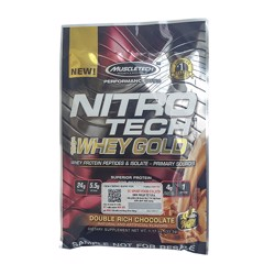 GIFT NitroTech Whey Gold