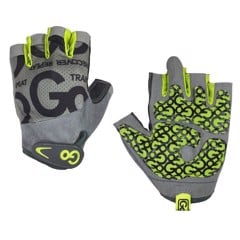 GoFit Women's Go Grip Training Gloves Green