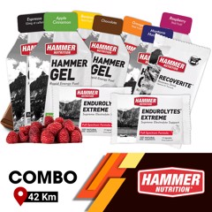 Combo Hammer Nutrition 42km