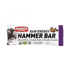 Raw Energy Hammer Bar 50g Almond Raisin