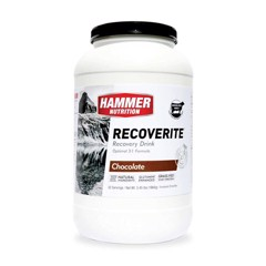 Hammer Nutrition Recoverite 32serv Chocolate