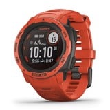 Garmin Instinct Solar Flame Red 2