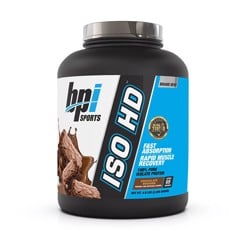 BPI Sports ISO HD 2.27kg Chocolate