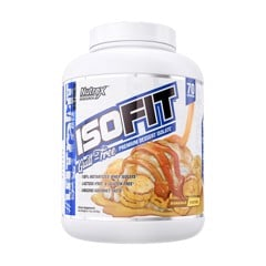 Sữa Tăng Cơ Nutrex ISOFIT Whey Protein Isolate 2.3kg