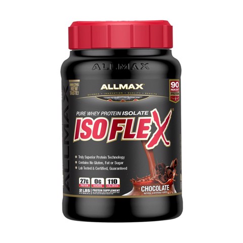 AllMax Nutrition IsoFlex Chocolate 2lbs