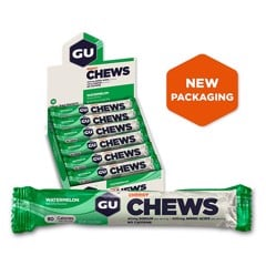 GU Energy Chews Water Melon Box 18