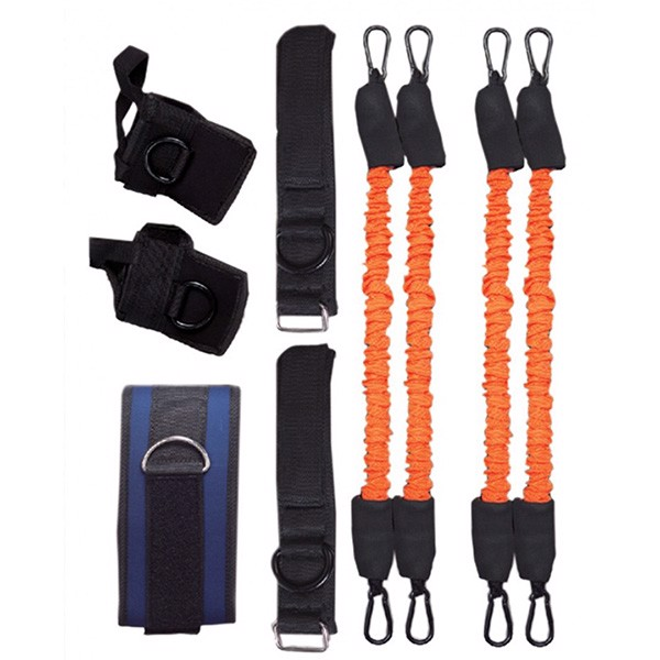 Bộ Tập GYM Training Kit 5 món LiveUp Python Striker Training System