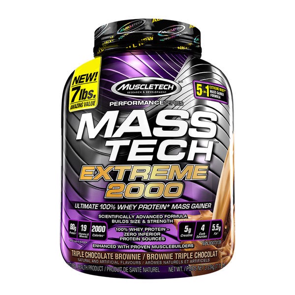 MassTech Extreme 2000 - Workout supplement for gym-goers