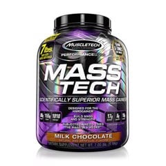 Mass Tech Performance Series Milk Chocolate 3.18kg