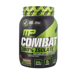 MusclePharm Combat 100% Isolate 907g Chocolate