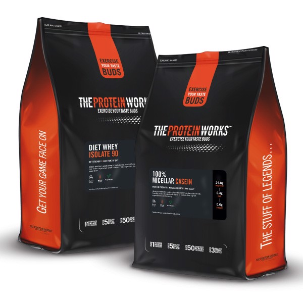 [MS70] Combo Nuôi Cơ 24h The Protein Works
