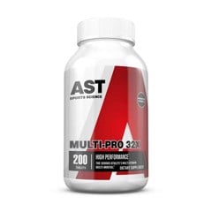 AST Sports Science MultiPro 32X 200 Caps